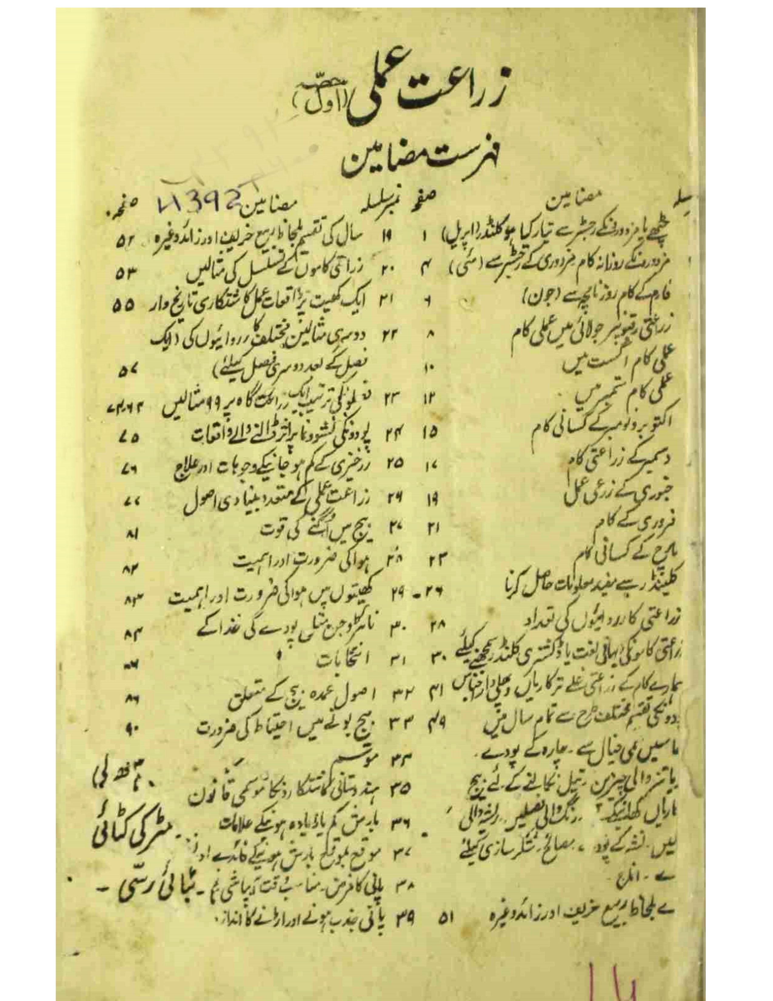 Zarat-e-Amli     Part-001